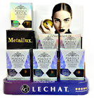 LECHAT Perfect Match Nail Gel & Lacquer METALLUX Collection -Pick any Color