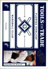 2004 Absolute Memorabilia Tools of the Trade Blue - Finish Your Set