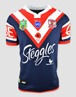 SYDNEY ROOSTERS NRL 2017 ANZAC DAY ROUND POPPY OFFICIAL MENS JERSEY