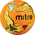 5 Mitre Impel Training Footballs Size 3,4,& 5 Orange