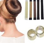 Girls Magic DIY Long Hair Maker Styling Donut Former Foam French Twist Bun Tool