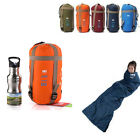 New Camping Envelope Sleeping Bag Multifuntion Ultra-light Outdoor Travel Hiking