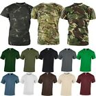 KIDS ARMY T-SHIRT BOYS GIRLS CLOTHING COSTUME SOLDIER FANCY DRESS CAMOFLAUGE
