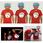 Thing T-Shirts  1 2 3 Adult Youth Cat In The Hat Costume Dr