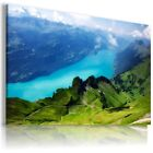 PARADISE VIEW , View Canvas Wall Art Picture Large SIZES  L166  X