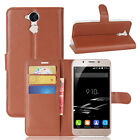 """PU Luxury Leather Exclusive Holder Flip Cover For 5.5"""" Blackview P2 Smartphone"""