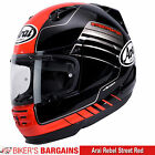 "Arai Rebel ""Street Red"" Was £449.99 - Now £337.50 (25% OFF!)"