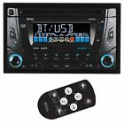 Boss 870DBI Double Din Car CD/MP3 Car Player USB/SD Bluetooth Receiver Stereo фото