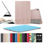 Wake/Sleep Slim Case Transparent Back Cover For iPad Pro 12.9 2017/2015 Tablet
