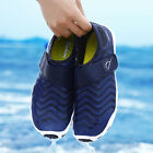 Mens Water Sports Aqua Shoes Quick-Dry Slip-on Swim Beach Outdoor water shoes