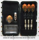 Viper Darts 24 gm Silver Thunder Skull with Horns Steel Tip Dart Set W /Options