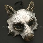 Wolf Animal Costume Burlesque Halloween Masquerade Party Mask