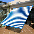 Shade Sail Garden Canopy Window Carport Many Sizes Canopy Outdoor Awning Awning