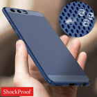 Shockproof Slim Matte Hard Back Case Cover For Huawei P8 P9 P10 Lite/ P Smart