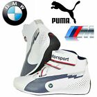 PUMA evoSPEED Mid Cut BMW Retro Motorsport Style Trainers M Series Shoes