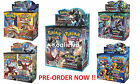 BRAND NEW SUN & MOON Burning Shadows Pokemon Card BOOSTER BOXES & PACKS TCG