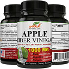 Premium Apple Cider Vinegar Tablets - Extra Strength Fat Burning Supplement