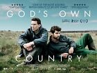 GOD'S OWN COUNTRY POSTER A4 A3 A2 A1 CINEMA MOVIE LARGE FORMAT