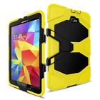 Hybrid Shockproof Full Protective Case Cover Stand For Samsung Galaxy Tablet