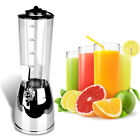 2.5L Beer Machine Beverage Dispenser Ice Tube for Wine Juice Soda Water Handy