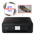 Edible Printer Bundle with Ink and Topper Sheets - Black Canon TS5020 Wireless - Best Reviews Guide
