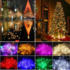 10M 100 LED Fairy String Lights Christmas Xmas Party Wedding Garden Decoration