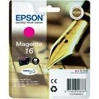 Epson T1623 Magenta Genuine Original Ink Cartridge C13T16234010