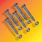 5 Pack SnowBlower Shear Pins & Nuts For Ariens ST420-ST924, ST832 Snow Throwers
