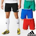 adidas Men's Classic 3 Stripe Rugby Shorts Gym Sports Football Running Shorts