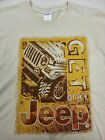 "Jeep ""GET DIRTY"" Graphic T-shirt"