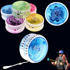 Plastic Flashing YOYO LED Glow Light Up Flash Party Favors Trick Colorful Toy