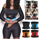 Neoprene Waist Trimmer for Men&Women Sport Trainer Sweat Belt Body Shaper Belt