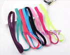 Elastic Football Sports Thin Headband Anti-skid Hair Accessories Yoga Band Women