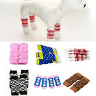 Pet Dog Puppy Cat Cotton Winter Warm Leg Warmer Protector Cover