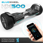 Bluewheel HX500 Hoverboard Smart Self Balance E-Board Offroad Scooter LED...