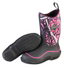 kids muck boots - Muck Boots Kid's Hale  All Season Boots Muddy Girl Pink Camo - Cute Boots!