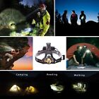 20000LM Rechargeable XML 1xT6 + 2xR5 LED Zoom Headlamp Headlight with Micro USB