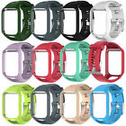 Soft Silicone Wrist Band Strap For TomTom Runner 2&3/Golfer 2/Spark 3 GPS Watch