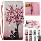 Stand Holder W/Strap Flip PU Leather Wallet Cards Case Cover For Sony XA/XA 2017