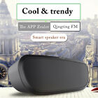 Wireless Bluetooth Bass Stereo Speaker TF Card AUX Input FM Radio Music Player