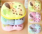 New Cute Deer Soft Cotton Baby Anti Flat Head Support Infant Pillow Love Nest