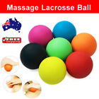 Massage balls (LaCrosse) Firm trigger point stress relief. Crossfit Physio yoga