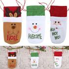 NEW Wine Bottle Cover Bags For Christmas Xmas Decoration Dinner Table Decors