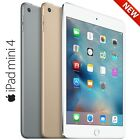 "New Apple Ipad Mini 4 128 Gb 7.9"" Retina Display Wi-fi Only Tablet W/sealed Box"