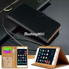 Black Flip Cover Stand Wallet Leather Case For Various Sharp Aquos SmartPhones