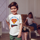 Super Big brother T-shirt or bodysuit superman inspired Pregnancy announcement