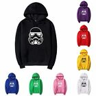 New Men's Darth Vader Hoodie Coat Pullover Sweater Skateboard Hooded Sweatshirt