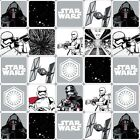 STAR WARS FORCE AWAKENS FABRIC SOLD BY METRIC FAT QUATER 50 X 56 CMS/20 X 22 INC £39.6 GBP