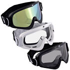 Oxford Motorcycle Motocross Bike Fury Riding Goggles Removable Anti-Fog Lens
