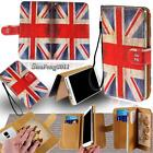 For Various HTC SmartPhones - Leather Wallet Card Stand Magnetic Flip Case Cover
